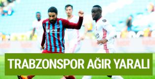 Trabzonspor - Sivasspor maçı golleri ve geniş özeti