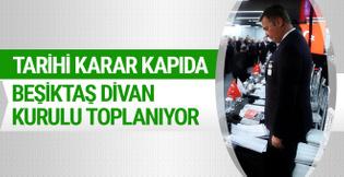 Beşiktaş'ın olağanüstü Divan'ından tarihi kararlar çıkabilir!