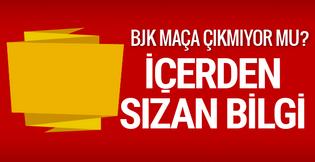 Beşiktaş Fenerbahçe maçında sahaya çıkacak mı BJK'nın kararı ne?