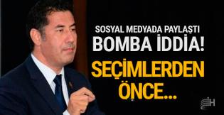 Sinan Oğan'dan bomba iddia! Seçimlerden önce...