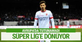 Salih Uçan Süper Lig'e dönüyor