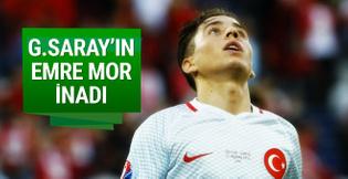 Galatasaray'da Emre Mor harekatı yeniden başlıyor