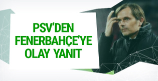PSV'den flaş Phillip Cocu ve Fenerbahçe açıklaması