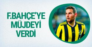 Janssen Fenerbahçe'ye dönüyor