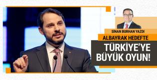 Berat Albayrak üzerinden Türkiye'ye oyun! Sinan Burhan yazdı