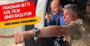 Süleyman Soylu: Terörle mücadelede fragman bitti asıl film şimdi başlıyor