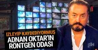 Oktar'ın villasında polisler bile şoke oldu! Tam 127 tane çıktı