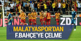 Yeni Malatyaspor-Fenerbahçe maçı golleri ve geniş özeti