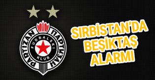 Sırbistan'da Beşiktaş alarmı! Maçı ertelediler…