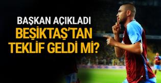 Sosa ve Burak Yılmaz için Beşiktaş'tan teklif yapıldı mı?