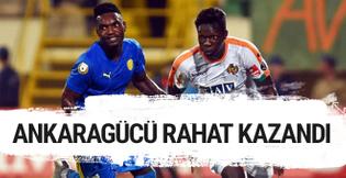 Alanyaspor Ankaragücü maçı golleri ve özeti