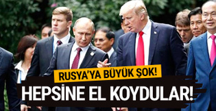 Rusya'nın ABD'deki milyonlarca dolarlık varlığı bloke edildi