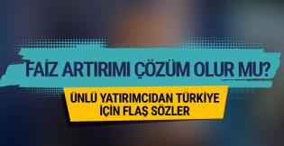 Faiz artırımı Türkiye için çözüm mü?