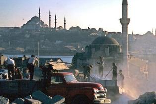 İstanbul'un daha önce bu yüzünü hiç görmediniz