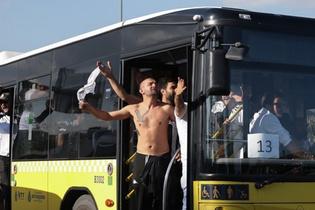 Derbi öncesi 30 Beşiktaş taraftarına gözaltı