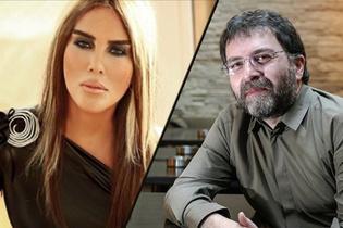 Seren Serengil Ahmet Hakan'a ateş püskürdü