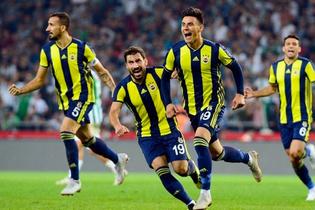 Fenerbahçe'nin BB Erzurumspor mücadelesi tarihte bir ilk olacak
