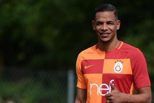Galatasaraylı yıldız döndü Karabük maçında sahada