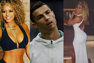 Bumbum güzeli Erika Canela'dan Ronaldo'ya şok suçlama