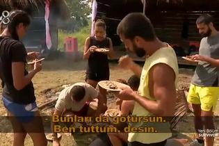 Survivor'da Adem-Turabi krizi devam ediyor 'Beni sevmeyen adamın...'
