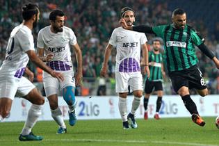 Afyonspor TFF 1. Lig'e yükseldi