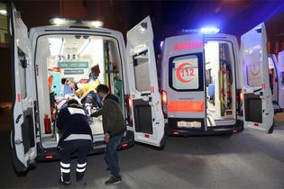 Yalova'da trafik kazası: 7 yaralı