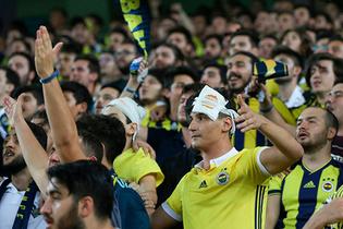 Beşiktaş derbisinde küfre özel önlem!
