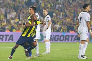 Fenerbahçe haftayı 13. sırada kapattı! Süper Lig puan durumu
