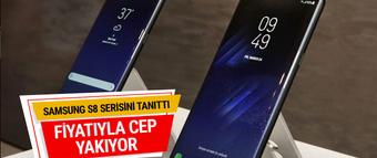 Galaxy S8 ve Galaxy S8 Plus Türkiye'de!