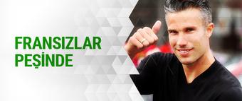Robin van Persie PSG'nin transfer listesinde