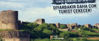 Mehdi Eker: Diyarbakır daha çok turist çekecek