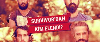 Survivor 23 Mayıs 2017 kim elendi? Favori ismin vedası!
