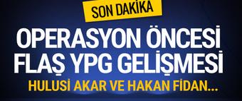 Hulusi Akar ve Hakan Fidan Rusya'ya gitti çok önemli YPG gelişmesi