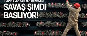 Türkiye'den ABD'ye