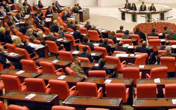 Meclis'te görüşülmeye başlanan torba yasası 2014