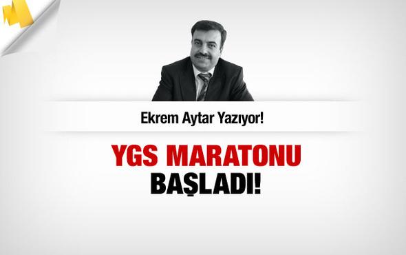 YGS sınav maratonu başladı!
