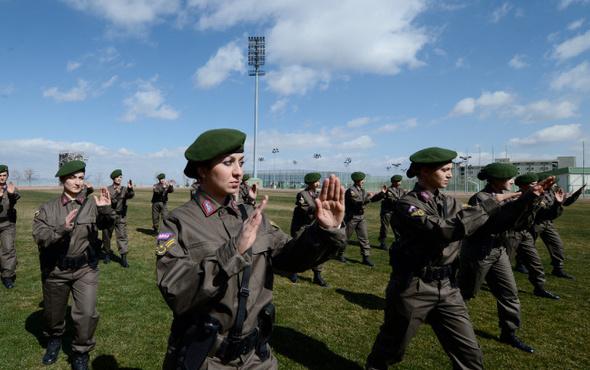 Jandarma sözleşmeli personel alacak