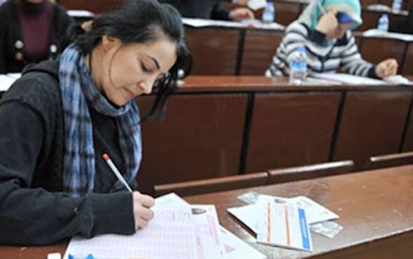 AÖF tek ders sınavı final sınavı gibi olacak
