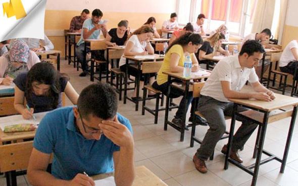 Lise ve ön lisanslılara KPSS kalkıyor mu?