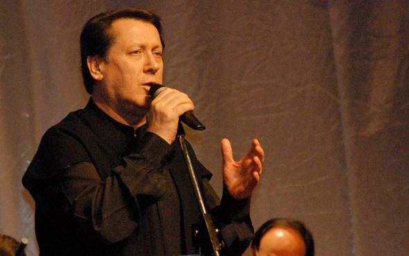 Ahmet Özhan'a fahri doktora