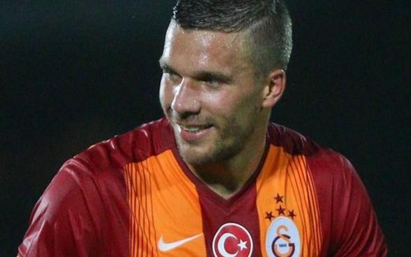 Bundesliga'dan Podolski'ye talip var
