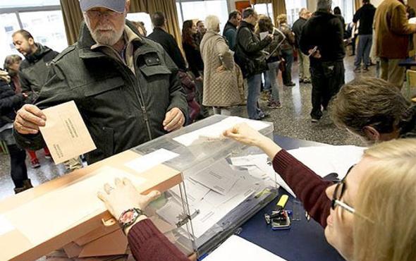 İspanya seçimlerinden belirsizlik çıktı