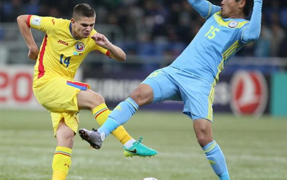 Dünya Kupası elemelerinde soygun iddiası