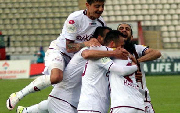 Elazığspor penaltılarla turladı