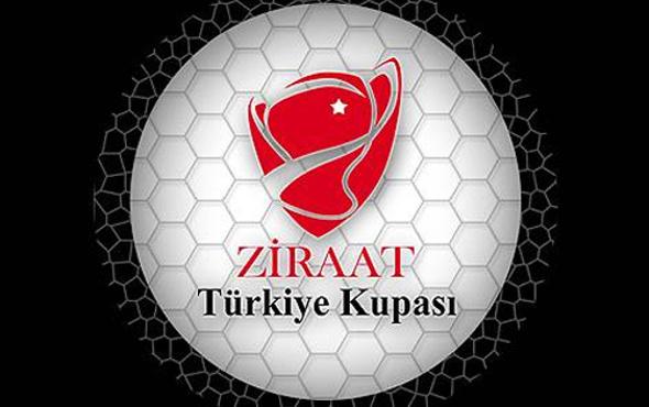Ziraat Türkiye Kupası'nda gruplara kalan takımlar