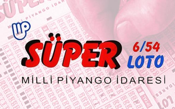 Süper loto sonuçları 27 Ekim MPİ bilet sorgulama!