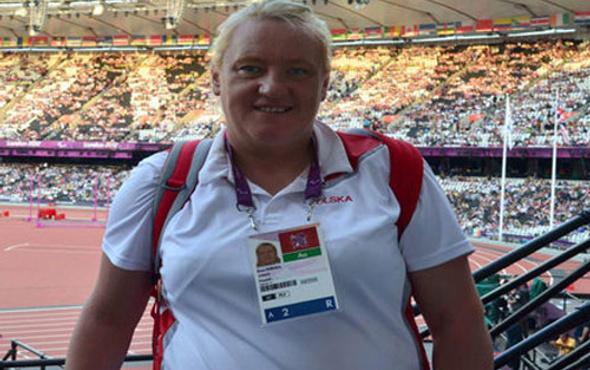 Polonyalı sporcudan örnek davranış