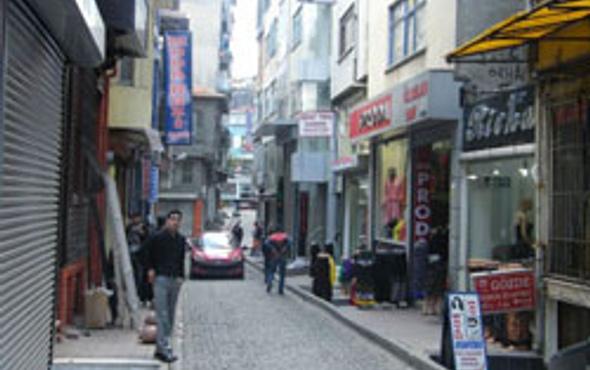 Laleli'de mağazalar boş kaldı kira fiyatları düştü!