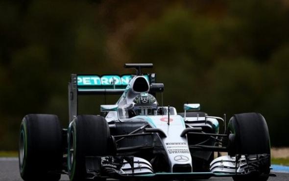 Formula 1 2016 şampiyonu Nico Rosberg