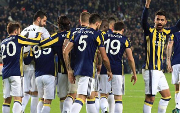 Fenerbahçe Beşiktaş derbisine tam kadro çıkıyor